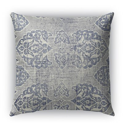Burgos Indoor/Outdoor Throw Pillow with Zipper Size: 18 H x 18 W x 5 D