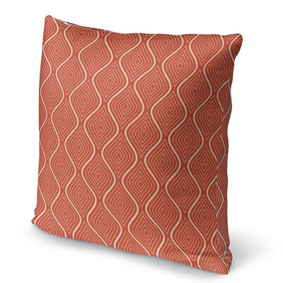 Brescia Throw Pillow Size: 18 H x 18 W x 5 D