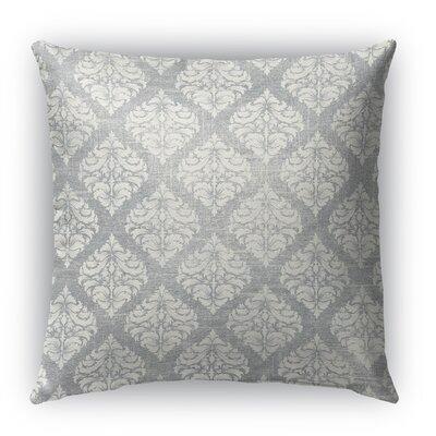 Cartagena Indoor/Outdoor Throw Pillow with Zipper Size: 18 H x 18 W x 5 D