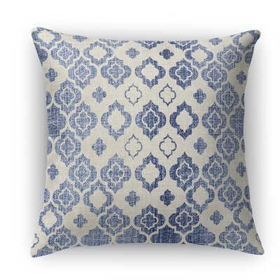 Cagliari Throw Pillow Size: 18 H x 18 W x 5 D