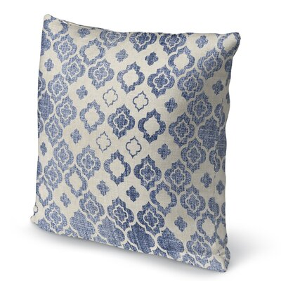 Cagliari Throw Pillow Size: 16 H x 16 W x 5 D
