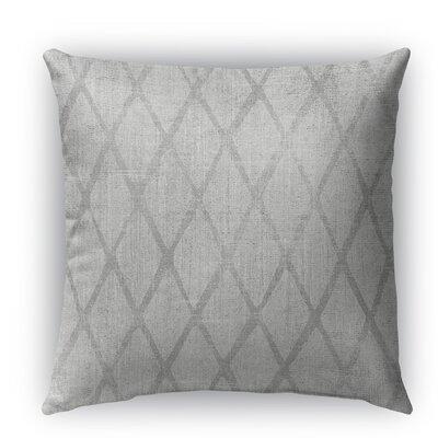 Carpi Indoor/Outdoor Throw Pillow Size: 18 H x 18 W x 5 D