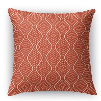 Brescia Throw Pillow Size: 18 H x 18 W x 5 D