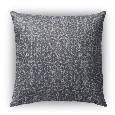 C�diz Indoor/Outdoor Throw Pillow with Zipper Size: 26 H x 26 W x 5 D
