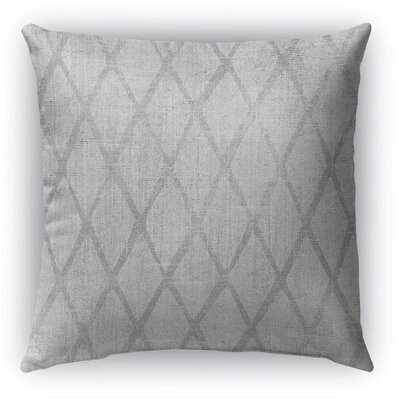 Carpi Indoor/Outdoor Throw Pillow with Zipper Size: 26 H x 26 W x 5 D