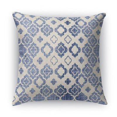 Cagliari Throw Pillow Size: 24 H x 24 W x 5 D
