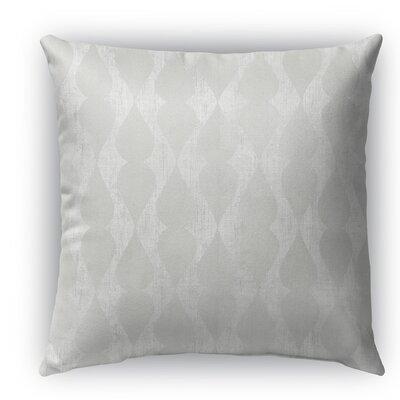 Casoria Indoor/Outdoor Throw Pillow with Zipper Size: 18 H x 18 W x 5 D