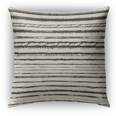 Bolzano Indoor/Outdoor Throw Pillow with Zipper Size: 26 H x 26 W x 5 D