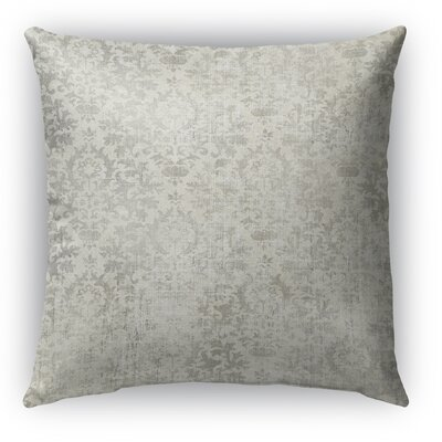 Capri Indoor/Outdoor Throw Pillow with Zipper Size: 18 H x 18 W x 5 D