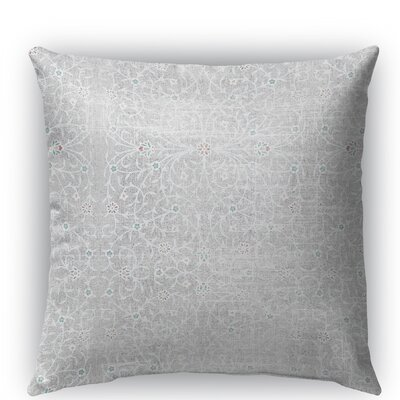 Granada Burlap Indoor/Outdoor Throw Pillow Size: 20 H x 20 W x 5 D