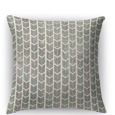 City Rain Throw Pillow Size: 24 H x 24 W x 5 D