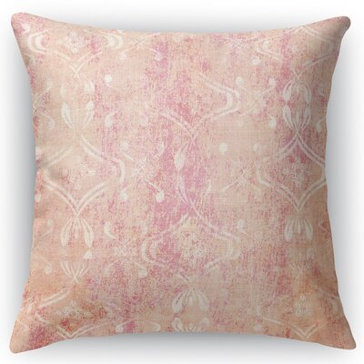 El Durado Throw Pillow Size: 18 H x 18 W x 5 D, Color: Orange