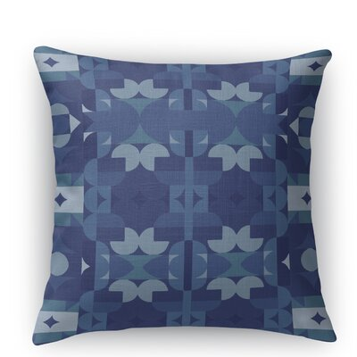 Colorfulab Throw Pillow Size: 24 H x 24 W x 5 D