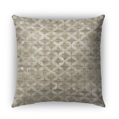 Guatalupe Burlap Indoor/Outdoor Throw Pillow Size: 26 H x 26 W x 5 D