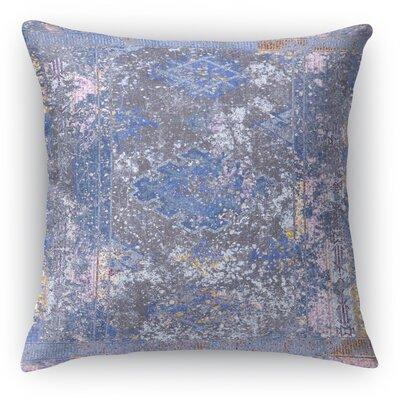 Cimarron Throw Pillow Size: 24 H x 24 W x 5 D, Color: Purple