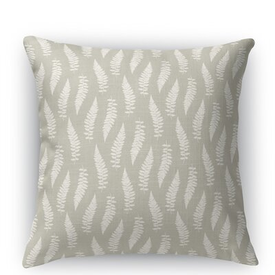 Feathers Throw Pillow Size: 18 H x 18 W x 5 D