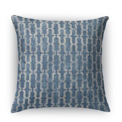 Como Throw Pillow Size: 16 H x 16 W x 5 D