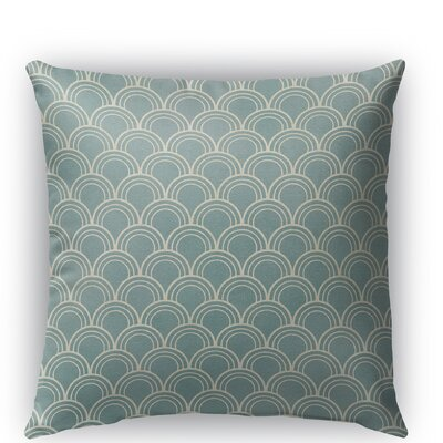 Genoa Burlap Indoor/Outdoor Throw Pillow Size: 16 H x 16 W x 5 D