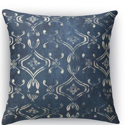 El Durado Throw Pillow Size: 16 H x 16 W x 5 D, Color: Blue