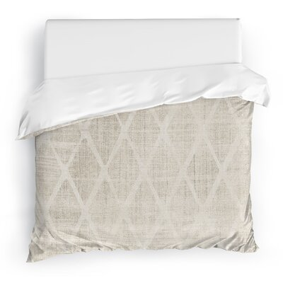 Crotone Duvet Cover Size: Full/Queen