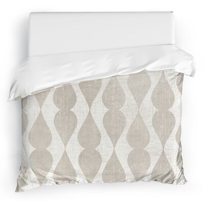 Pisa Duvet Cover Size: King