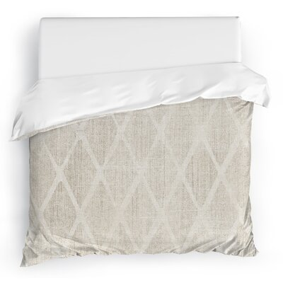 Fano Duvet Cover Size: King