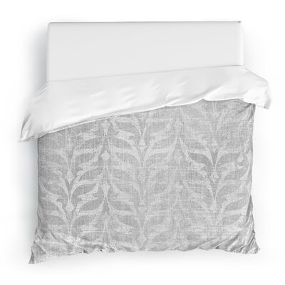 Pavia Duvet Cover Size: King