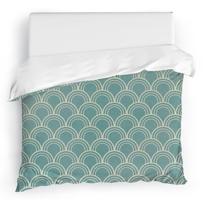 Genoa Duvet Cover Size: Full/Queen