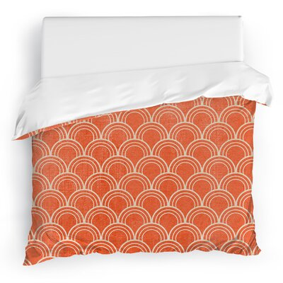 Modena Duvet Cover Size: King