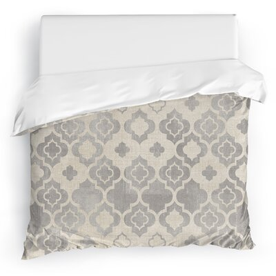Taranto Duvet Cover Size: Full/Queen