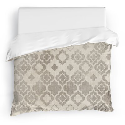 Trieste Duvet Cover Size: King