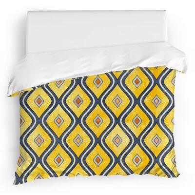 Verona Duvet Cover Size: King