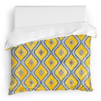 Pescara Duvet Cover Size: Twin