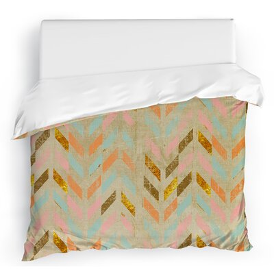 Palermo Duvet Cover Size: King
