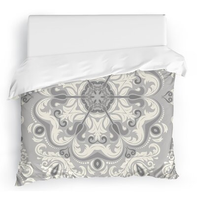 Naples Duvet Cover Size: King