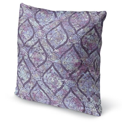 Rain Accent Pillow Size: 16 H x 16 W x 5 D