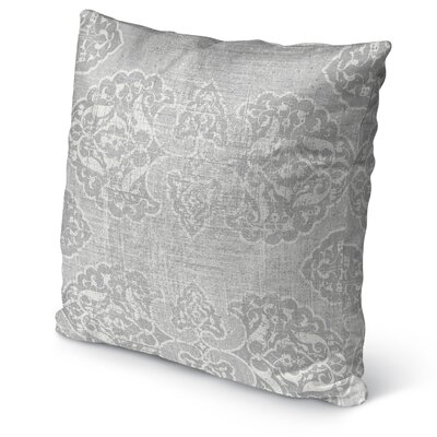 Salamanca Burlap Indoor/Outdoor Pillow Size: 18 H x 18 W x 5 D
