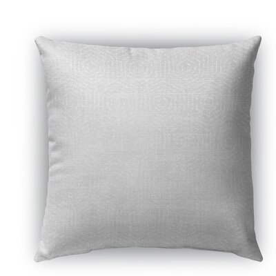 Attica Burlap Indoor/Outdoor Throw Pillow Size: 26 H x 26 W x 5 D