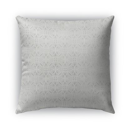 Collegno Indoor/Outdoor Throw Pillow Size: 26 H x 26 W x 5 D