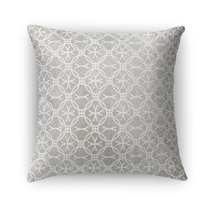 Bitonto Throw Pillow Size: 16 H x 16 W x 5 D
