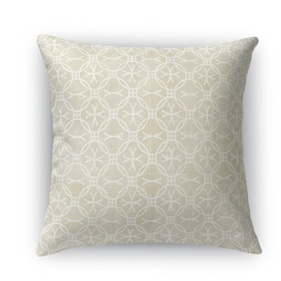 Avellino Throw Pillow Size: 18 H x 18 W x 5 D