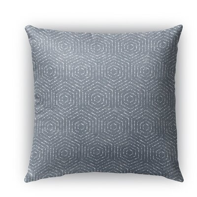 Aversa Burlap Indoor/Outdoor Throw Pillow Size: 26 H x 26 W x 5 D