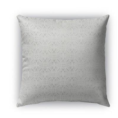 Collegno Burlap Indoor/Outdoor Throw Pillow Size: 16 H x 16 W x 5 D