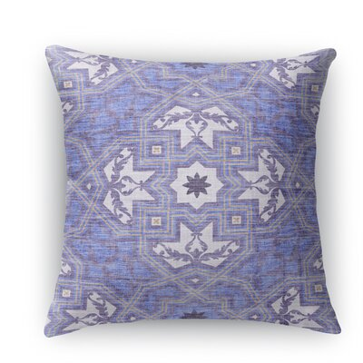Baktiar Throw Pillow Size: 24 H x 24 W x 5 D