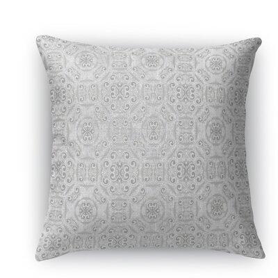 Almer�a Throw Pillow Size: 24 H x 24 W x 5 D