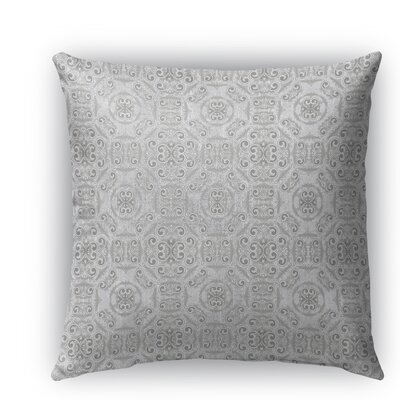 Almer�a Burlap Indoor/Outdoor Throw Pillow Size: 16 H x 16 W x 5 D