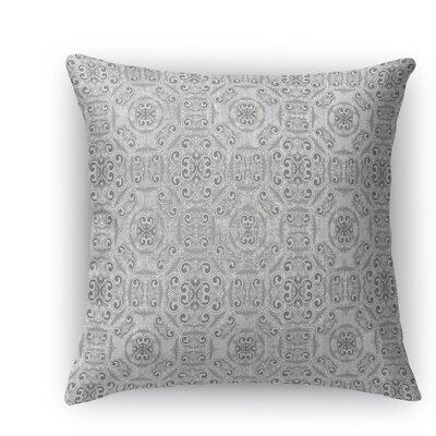 Bibao Throw Pillow Size: 24 H x 24 W x 5 D