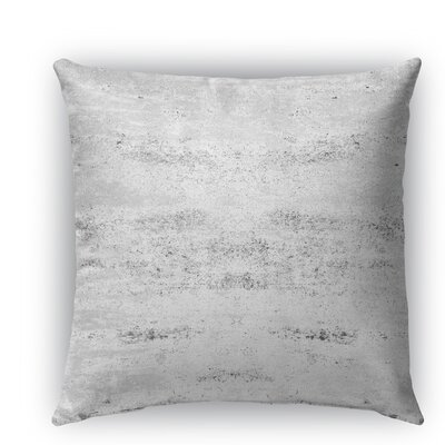 Cremona Burlap Indoor/Outdoor Throw Pillow Size: 16