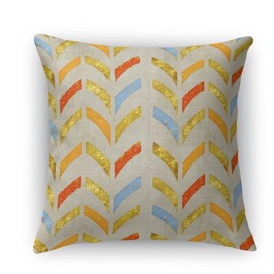 Bari Throw Pillow Size: 24 H x 24 W x 5 D