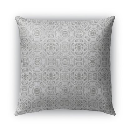 Almer�a Burlap Indoor/Outdoor Throw Pillow Size: 18 H x 18 W x 5 D